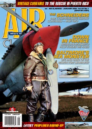 Air Classics | 1/1/2018 Cover