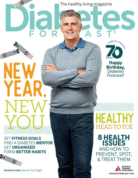 Diabetes Forecast Cover - 1/1/2018