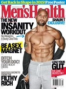 Men's Health Magazine 1/1/2015