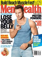 Men's Health Magazine 7/1/2015