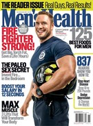 Men's Health Magazine 11/1/2015