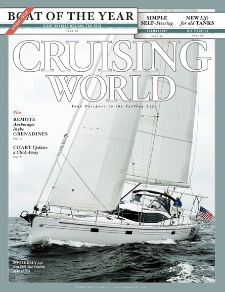 Cruising World Cover - 1/1/2018