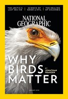 National Geographic Magazine 1/1/2018