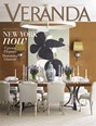 Veranda Magazine   1/2018 Cover