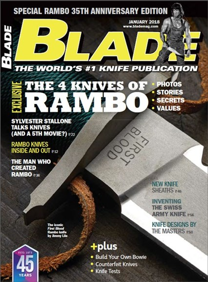 Blade Cover - 1/1/2018