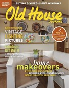Old House Journal Magazine 1/1/2018
