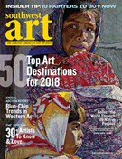 Southwest Art Magazine 1/1/2018