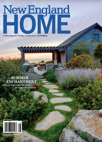New England Home Cover - 7/1/2017