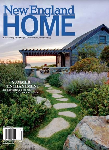 New England Home Cover - 7/1/2017