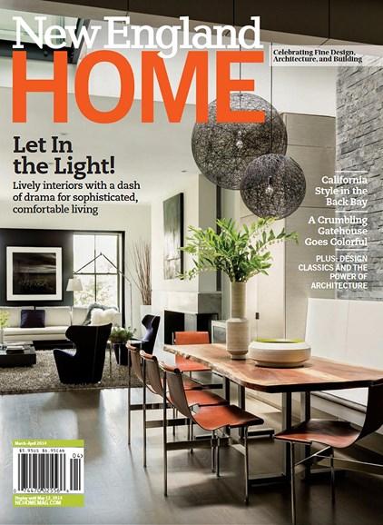 New England Home Cover - 3/1/2014
