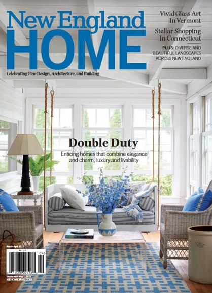 New England Home Cover - 3/1/2017