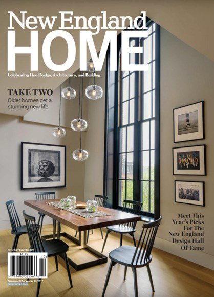 New England Home Cover - 11/1/2017