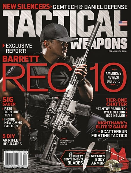 Tactical Life Cover - 2/1/2018