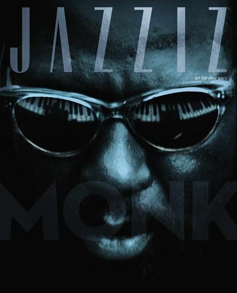 Jazziz Cover - 12/1/2017