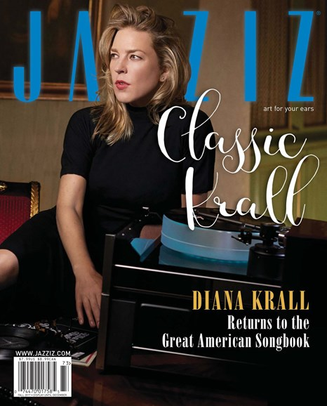 Jazziz Cover - 9/1/2017