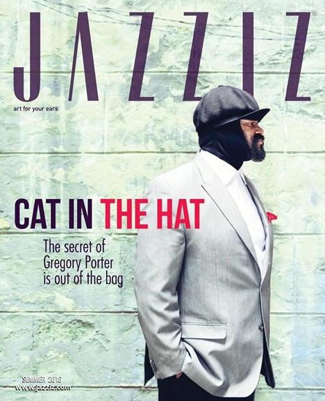 Jazziz Cover - 6/1/2016