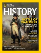 National Geographic History 1/1/2018