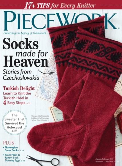 Piecework Cover - 1/1/2018