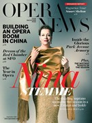 Opera News Magazine 9/1/2016