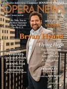 Opera News Magazine 6/1/2015