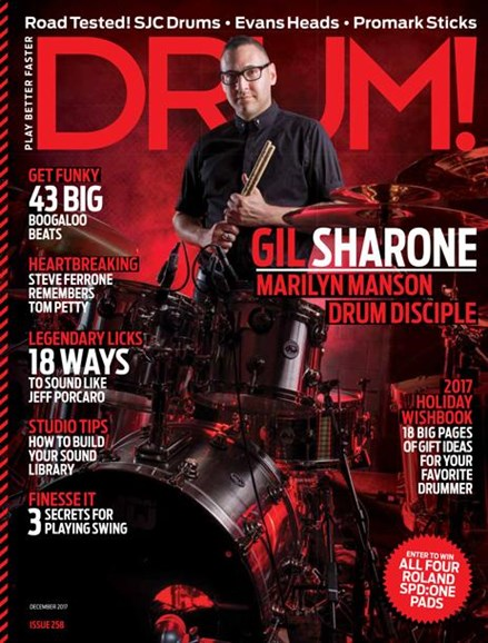 Drum! Cover - 12/1/2017