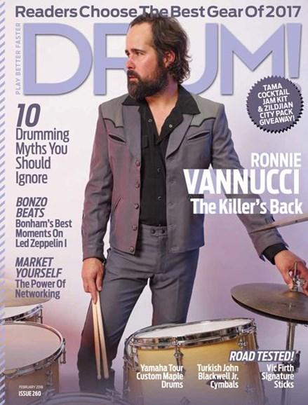 Drum! Cover - 2/1/2018