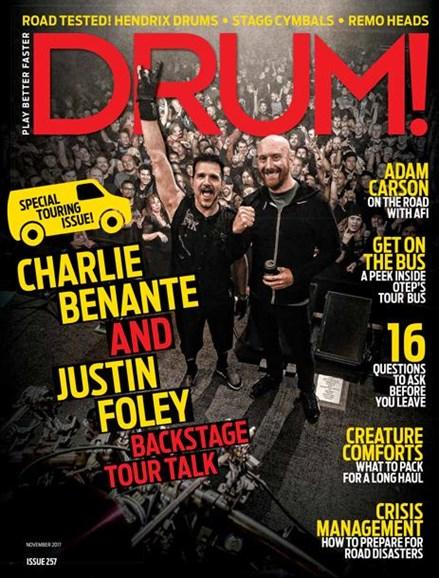 Drum! Cover - 11/1/2017