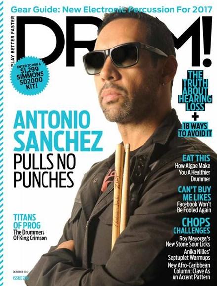 Drum! Cover - 10/1/2017