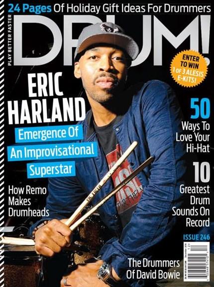 Drum! Cover - 12/1/2016