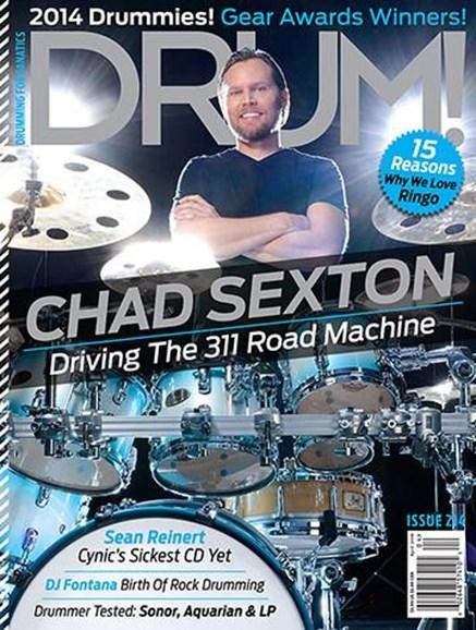 Drum! Cover - 4/1/2014