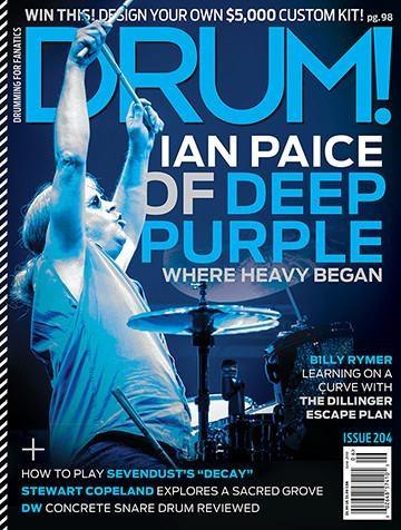 Best Price for Drum Magazine Subscription