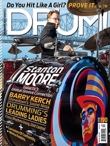 Drum! Cover - 4/1/2012
