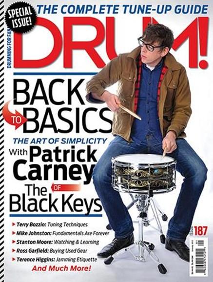 Drum! Cover - 1/1/2012