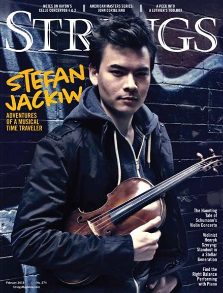 Strings Cover - 2/1/2018
