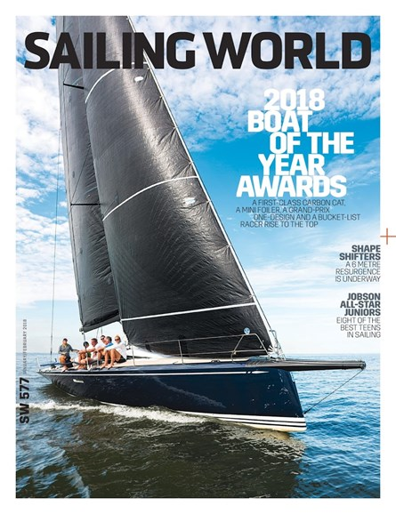 Sailing World Cover - 1/1/2018