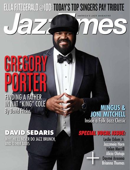 JazzTimes Cover - 12/1/2017