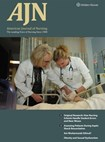 AJN American Journal Of Nursing | 10/1/2017 Cover
