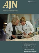 AJN American Journal Of Nursing 10/1/2017