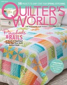 Quilter's World Magazine 3/1/2018