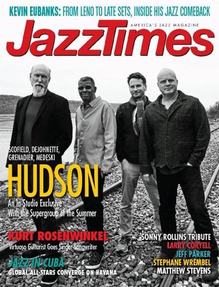 JazzTimes Cover - 7/1/2017