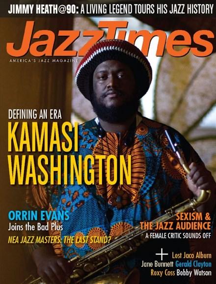 JazzTimes Cover - 6/1/2017