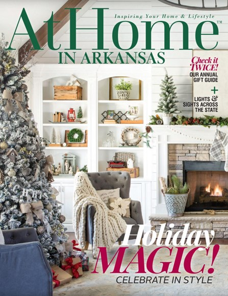 At Home In Arkansas Cover - 12/1/2017