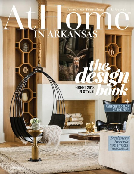At Home In Arkansas Cover - 1/1/2018