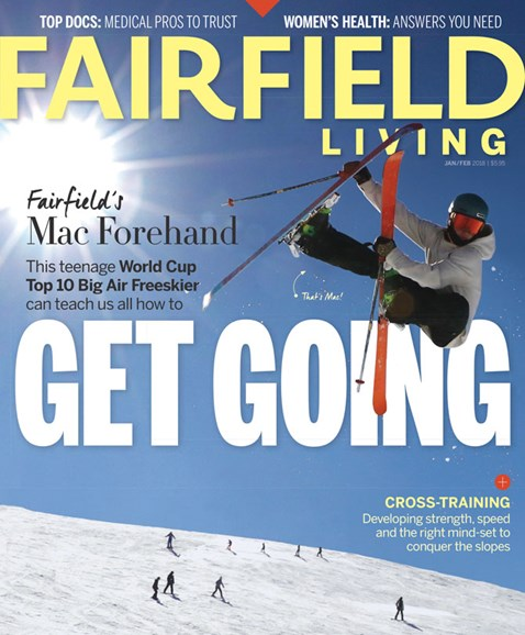 Fairfield Living Cover - 1/1/2018