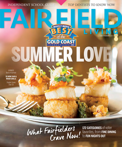 Fairfield Living Cover - 7/1/2017