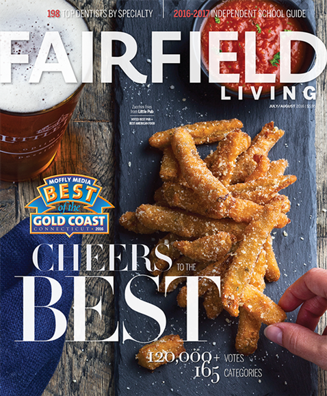 Fairfield Living Cover - 7/1/2016