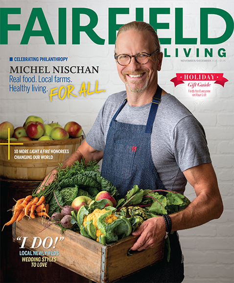 Fairfield Living Cover - 11/1/2015