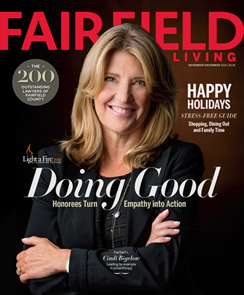 Fairfield Living Cover - 11/1/2016