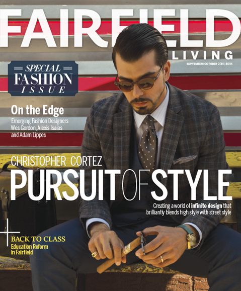 Fairfield Living Cover - 9/1/2015