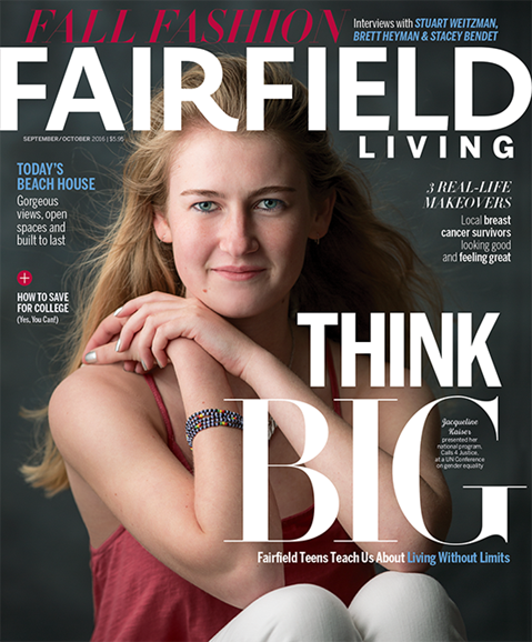 Fairfield Living Cover - 9/1/2016